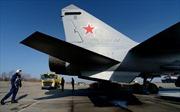 Cận cảnh chiến đấu cơ Nga thế hệ mới MiG-31BM
