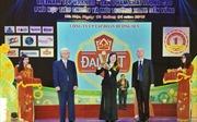 Bia Đại Việt lọt top 10 sản phẩm tốt nhất Việt Nam
