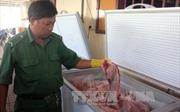 """3 tấn thịt trâu Ấn Độ tẩm hoá chất """"đội lốt"""" thịt bò"""