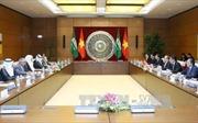 Quốc hội Việt Nam và Saudi Arabia tăng cường hợp tác