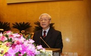 Tổng Bí thư Nguyễn Phú Trọng: Lựa chọn những người tiêu biểu, có đức, có tài