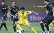 Hà Nội T&T khởi đầu thành công tại AFC Cup