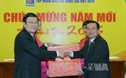 Chủ tịch nước chúc Tết Tập đoàn Dầu khí Quốc gia Việt Nam