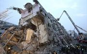 Đài Loan chao đảo vì động đất