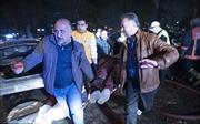 Những hình ảnh về vụ đánh bom kinh hoàng tại Ankara