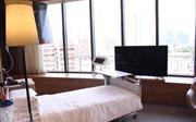 Bên trong tổ hợp bệnh viện-khách sạn 5 sao Singapore