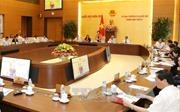 Thông cáo Phiên họp thứ 47 của Ủy ban thường vụ Quốc hội khóa XIII
