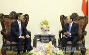 Thủ tướng Nguyễn Xuân Phúc tiếp lãnh đạo Ngân hàng Nhật Bản