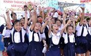 Hà Nội công bố kế hoạch tuyển sinh đầu cấp năm học 2017 - 2018