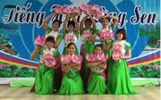 Khai mạc Liên hoan Tiếng hát làng Sen 2016