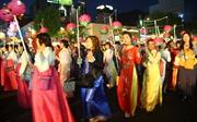 Cuốn hút lễ hội đèn lồng Hàn Quốc