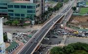 Hà Nội thông xe cầu vượt Hoàng Minh Giám – Nguyễn Chánh