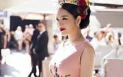 """Lý Nhã Kỳ như """"nữ hoàng mùa Xuân"""" trên thảm đỏ Cannes"""