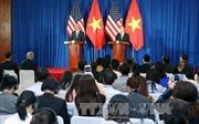 Minh chứng về sự xích lại gần nhau Hoa Kỳ-Việt Nam