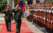 Lãnh đạo Lào đánh giá cao hợp tác giữa hai Bộ Quốc phòng Việt – Lào