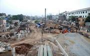 Hà Nội: Một số dự án trọng điểm vướng giải phóng mặt bằng
