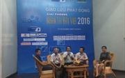Khởi nghiệp thành công với Nhân tài đất Việt 2016