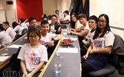 Sinh viên Việt tại Leicester xây dựng cộng đồng vững mạnh