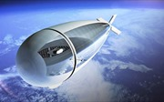 Stratobus - khinh khí cầu của tương lai