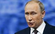 Tổng thống Putin: Mỹ là siêu cường duy nhất thế giới