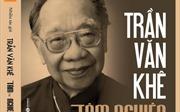 """Ra mắt cuốn sách """"Trần Văn Khê - Tâm và Nghiệp"""""""