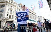 Số người đăng ký bỏ phiếu trưng cầu Brexit đạt kỷ lục