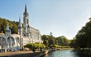 Một chiều ở thánh địa Lourdes