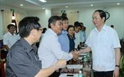 Chủ tịch nước Trần Đại Quang thăm, làm việc tại Phú Yên