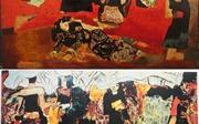 """Tạm giữ 15 bức tranh giả trong triển lãm """"Những tác phẩm từ châu Âu về"""""""