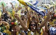 Người dân Brazil không mặn mà với Olympic