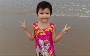 Bé gái 4 tuổi ở Hà Nội mất tích