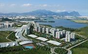Làng Olympic chính thức mở cửa