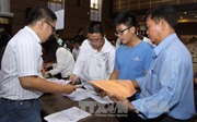 TP Hồ Chí Minh: Nhiều thí sinh nộp hồ sơ trong ngày đầu đăng ký xét tuyển