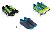 Chọn lựa màu sắc giày thể thao cực chuẩn cho đấng mày râu
