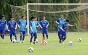 Bóng đá nữ Việt Nam nhắm đến Huy chương Vàng SEA Games 29