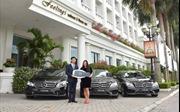 Đội xe 5 sao Mercedes-Benz đến với đất cảng Hải Phòng
