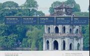 Dịch vụ công trực tuyến - đột phá của Hà Nội
