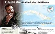 Fidel Castro - Lãnh tụ cách mạng kiệt xuất