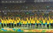 U23 Brazil lần đầu tiên đoạt HCV