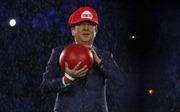 Thủ tướng Nhật gây sốt khi vào vai Mario