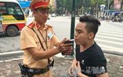 Hà Nội xử lý hơn 200 trường hợp uống bia rượu lái xe