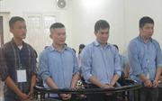 """Tù 14 năm bị cáo Trung Quốc cầm đầu DN """"ma"""" chôm tiền ngân hàng"""