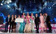 Nutrilite đồng hành cùng Top 3 hoa hậu Việt Nam 2016