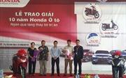 Honda Ôtô Giải Phóng tri ân khách hàng