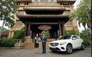 Khách sạn 5 sao đầu tiên tại Huế sở hữu xe SUV hạng sang Mercedes-Benz