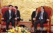 Đoàn đại biểu cán bộ Đảng cộng sản Trung Quốc thăm Việt Nam