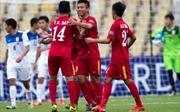 Tuyển Việt Nam vào tứ kết giải U16 châu Á