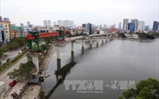 Thi công lao dầm ban ngày, nhà thầu đường sắt Cát Linh-Hà Đông bị phạt 30 triệu