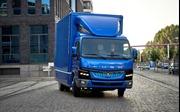 Xe tải điện FUSO eCanter: Phương án hoàn vốn chỉ trong vòng 2 năm
