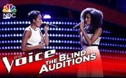 """""""The Voice"""" Mỹ hào hứng khép lại vòng thi giấu mặt"""